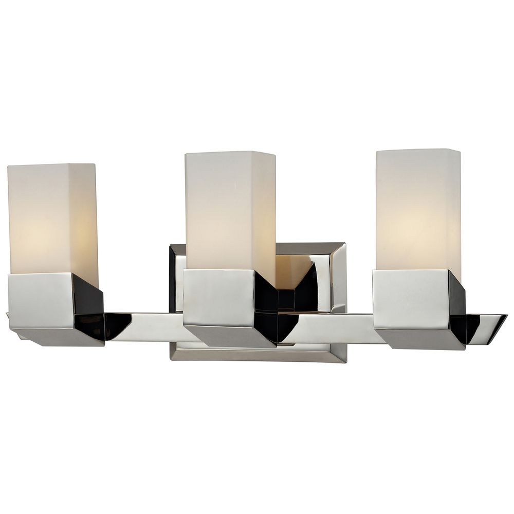 Zen Bathroom Lighting Fixtures zen 3-light chrome vanity - overstock™ shopping - top rated z-lite