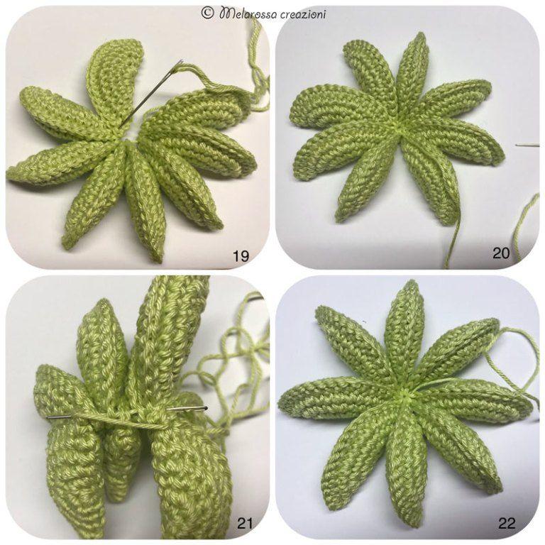 Piante Grasse All Uncinetto 2 Cactus All Uncinetto Idee Lavori All Uncinetto Uncinetto