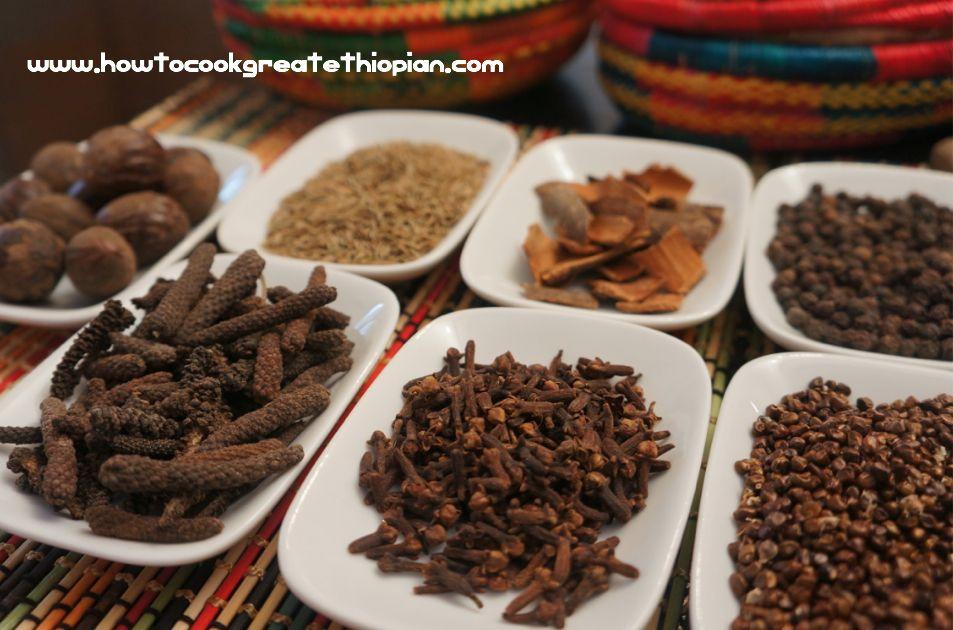 Mekelesha Wot Kimem Seasoning Blend Spice Mix by ALLSPICEEMPORIUM