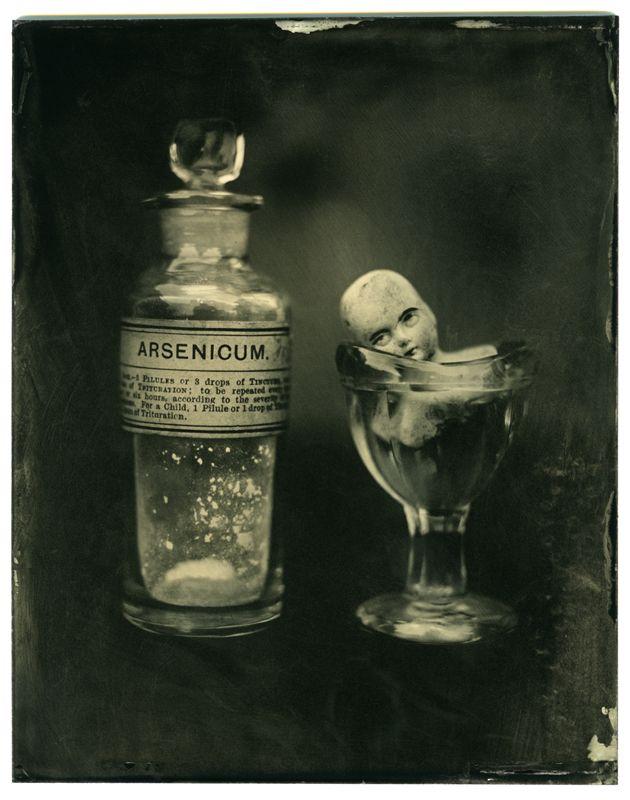 Guy Brown - Arsenicum. S)
