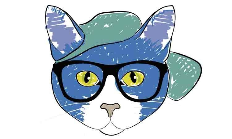 Gambar Kucing Garfield Kartun Kartun Karakter Disney Kucing Tabby