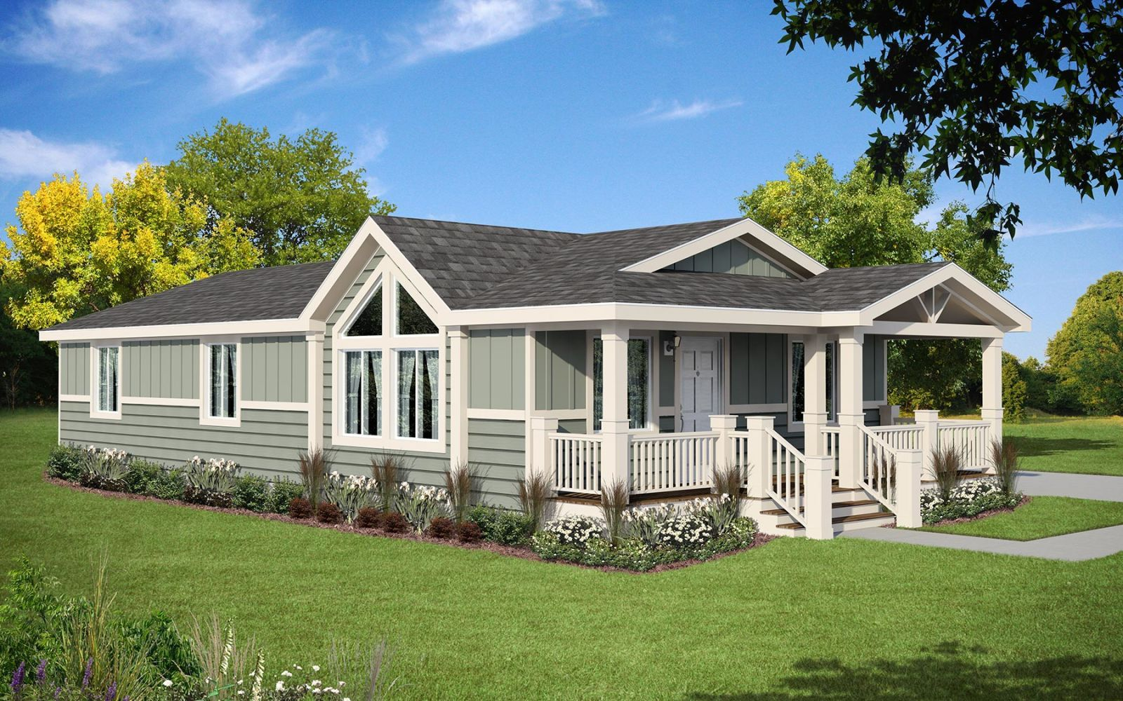 Westridge 1227ct Built By Skyline Homes In Mcminnville Or View The Floor Plan Of This 2 Skyline Homes Manufactured Homes Floor Plans Mobile Home Floor Plans
