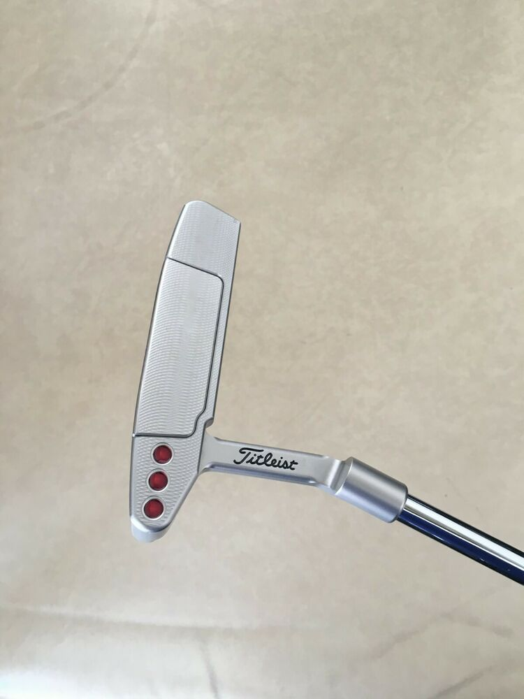 Ad(eBay) scotty cameron putter, newport 2  Only played 10