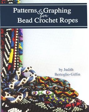Patterns & Graphing for Bead Crochet Ropes by Judith Bertoglio-Giffin at Sova-Enterprises.com. Lots of Free Beading Patterns and Tutorials are available!