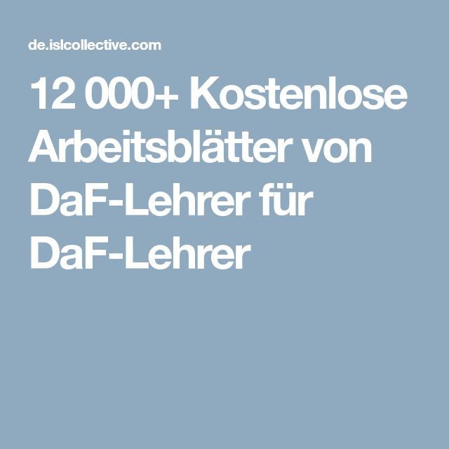 Contemporary Kostenlose Arbeitsblätter Für Lehrer Model ...