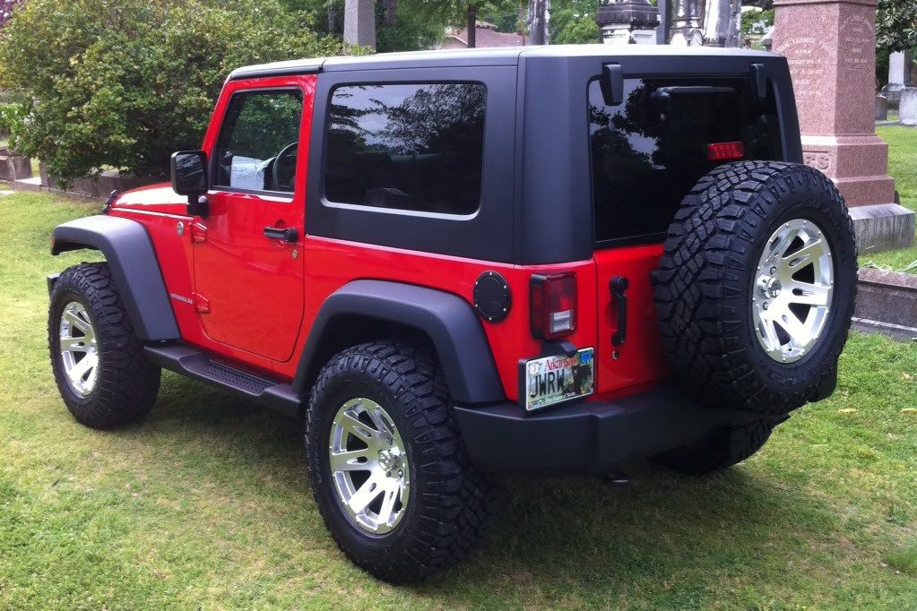 285 70r17 duratracs photo request jeep wrangler forum jeep wrangler jk mods 2 door. Black Bedroom Furniture Sets. Home Design Ideas