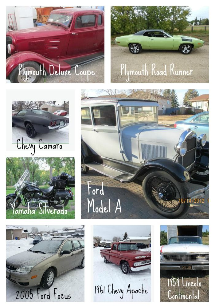 Best of UsedRegina.com\'s classic cars. Some real beauties here ...