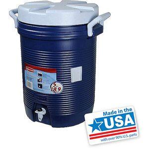 Rubbermaid 5-Gallon Water Cooler $20.39