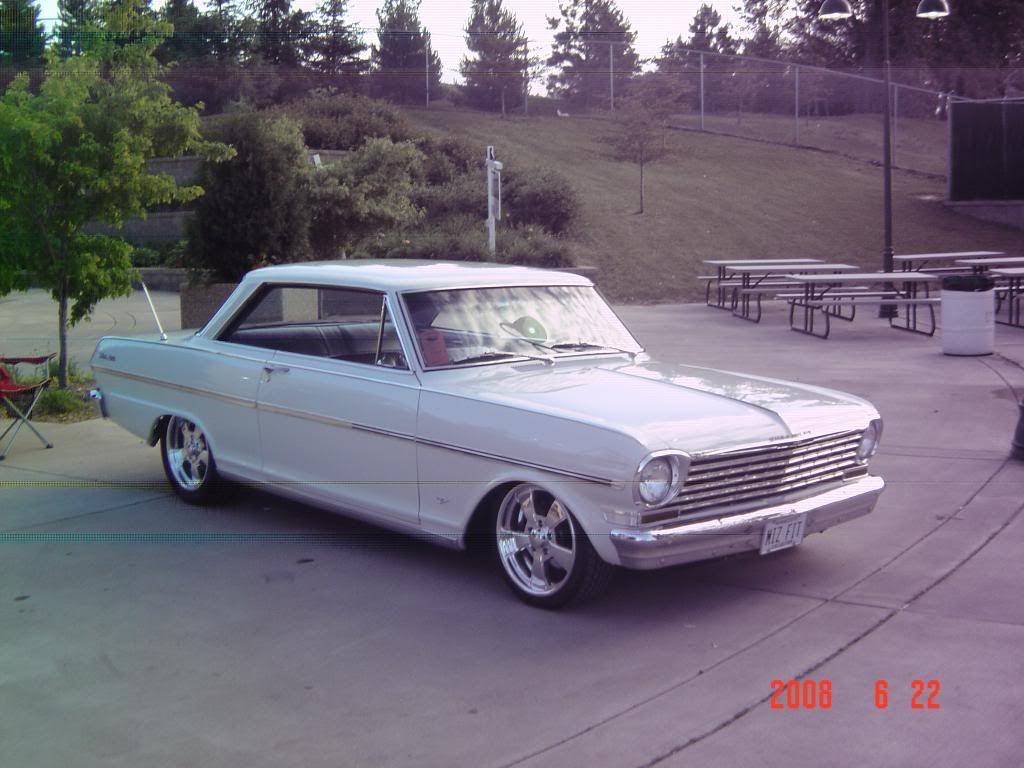 1963 Chevy II - Chevrolet | Automotive | Pinterest | Chevrolet ...