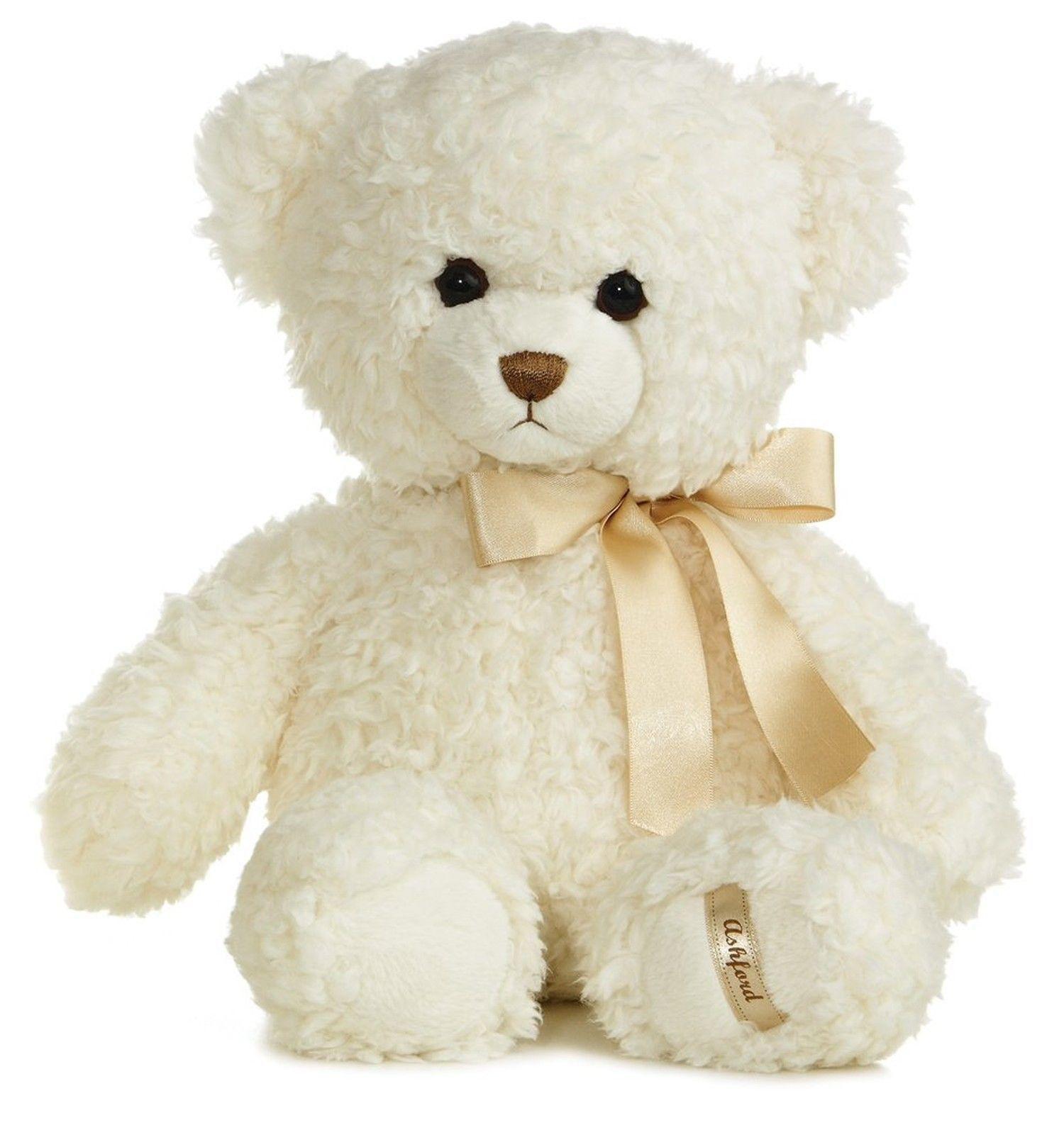 22 Ashford Teddy Bear White Teddy Bear Teddy Bear Stuffed Animal Bear Plush Toy [ 1587 x 1500 Pixel ]