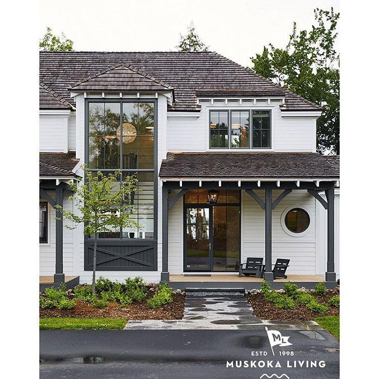 Modern Farmhouse Exterior Designs 11: Pin By Nancy Johanson On Outside