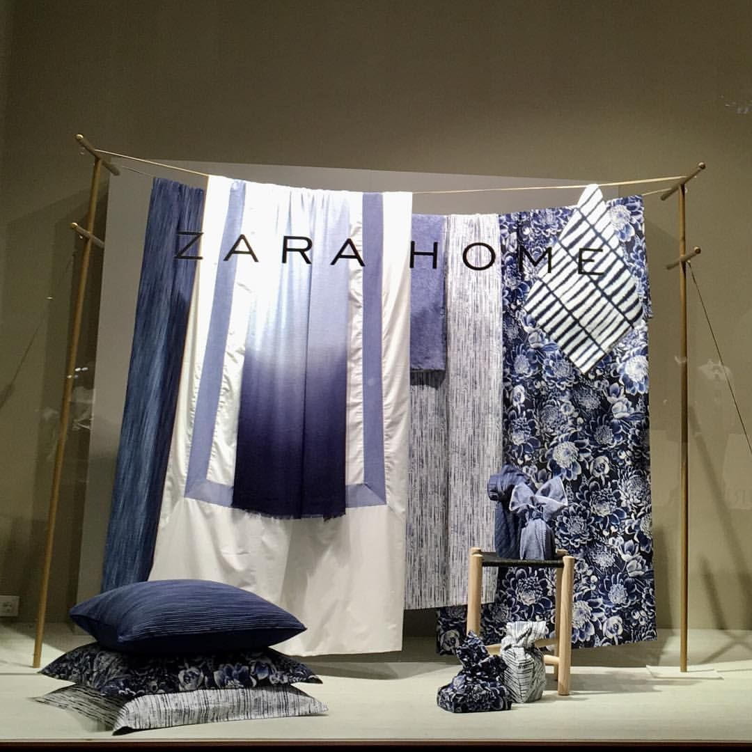 ZARA HOME Amsterdam The Netherlands More You Can Mix Fabric