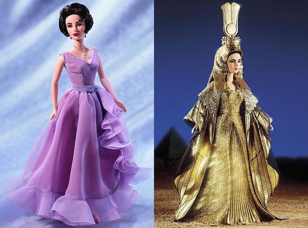 barbie liz taylor - Cerca con Google