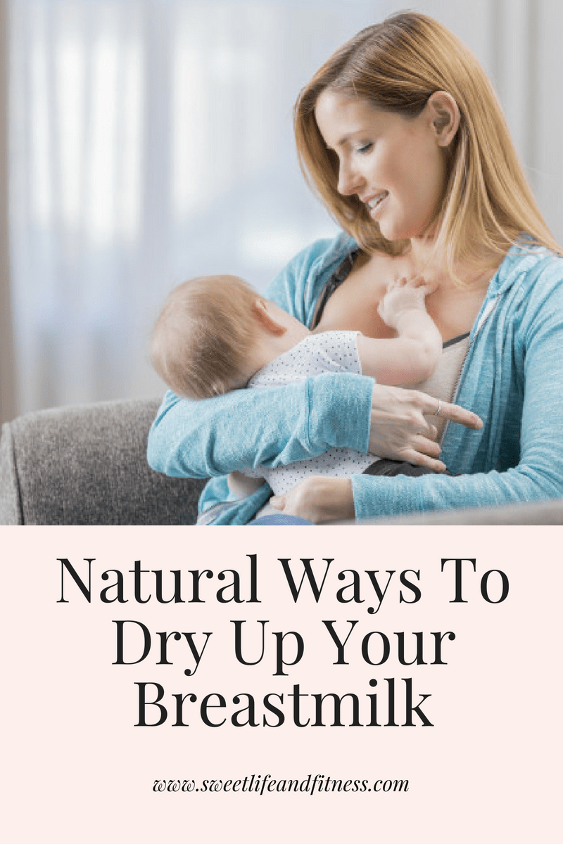 HOW TO HELP DRY UP YOUR BREASTMILK SUPPLY WHEN WEANING ...
