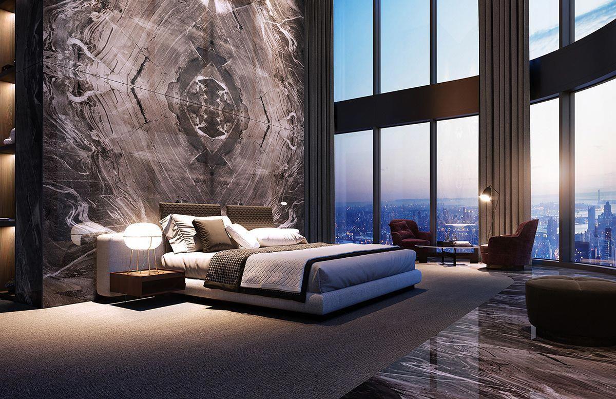 Moderne Contemporary & Luxus Schlafzimmermöbel #Luxus-Schlafzimmer ...