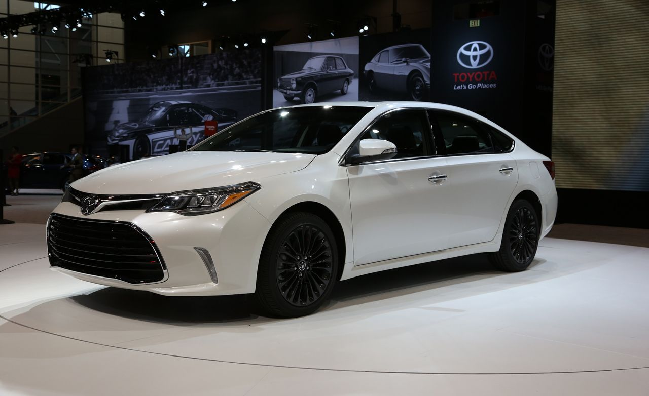 2016 Toyota Avalon Debuts Review The 2017 Chevy Made Great Information When It Was Presented Long Ago This Year Because