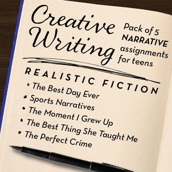 Creative Writing - Fiction, Creative Non-Fiction, Poetry
