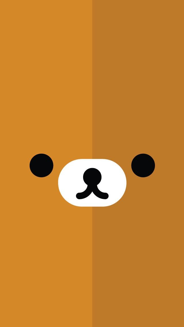 Kawaii Rilakkuma IPhone 5 Wallpaper