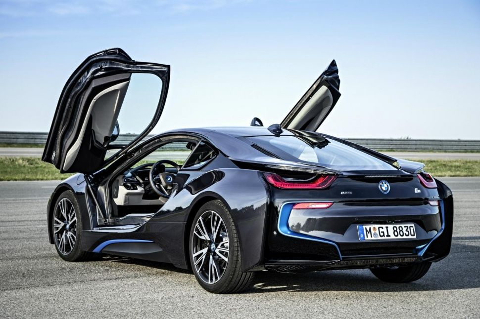 Bmw S I8 Eco Sports Car Is A Visual Masterpiece With Images