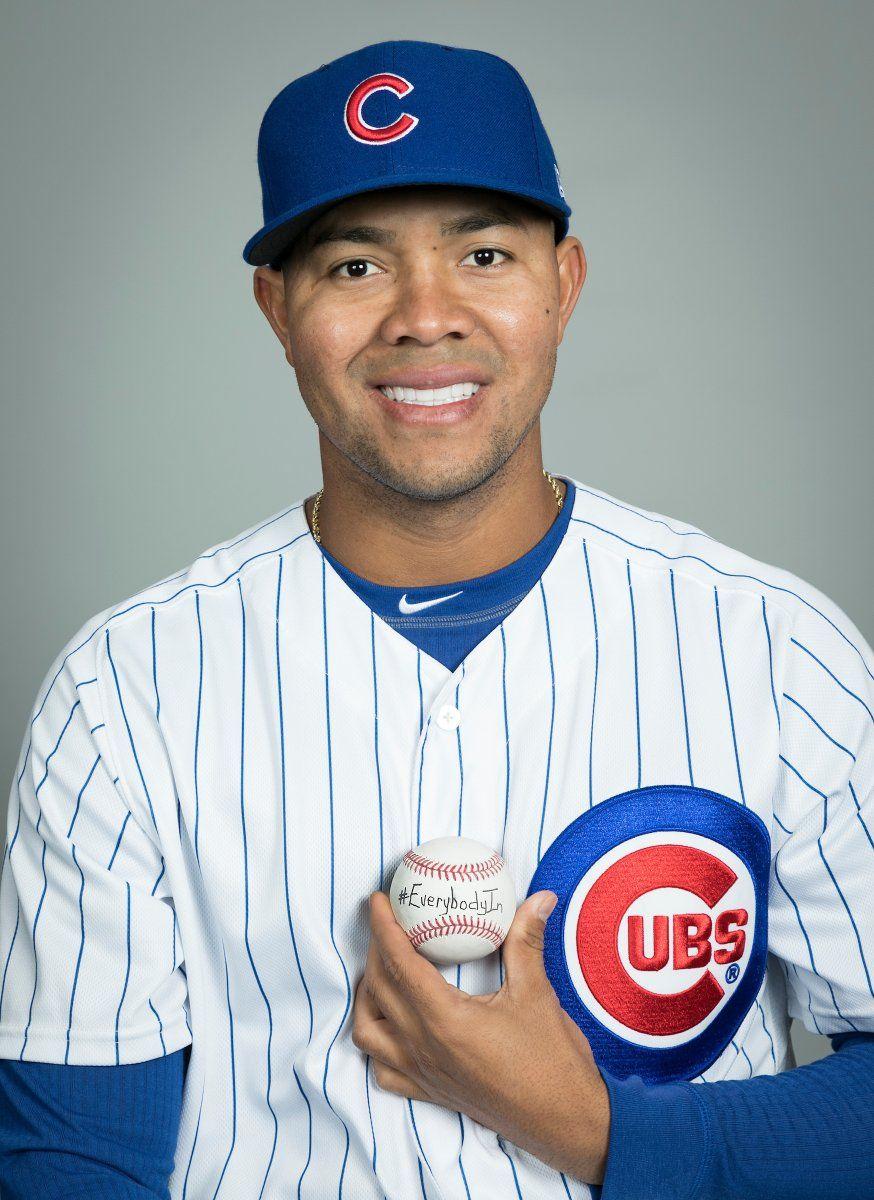 Jose Quintana (SP) Chicago cubs baseball, Cubs players