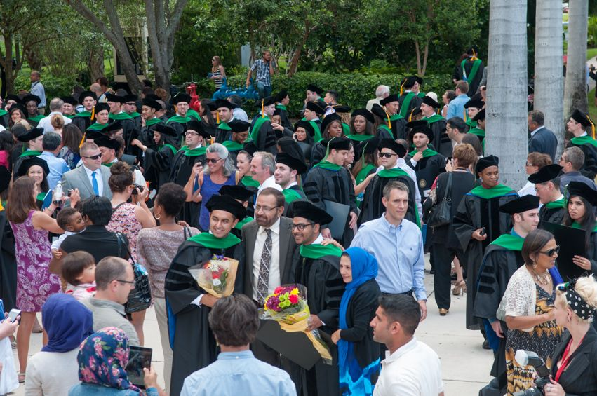 2013 Commencement Ceremony University graduation