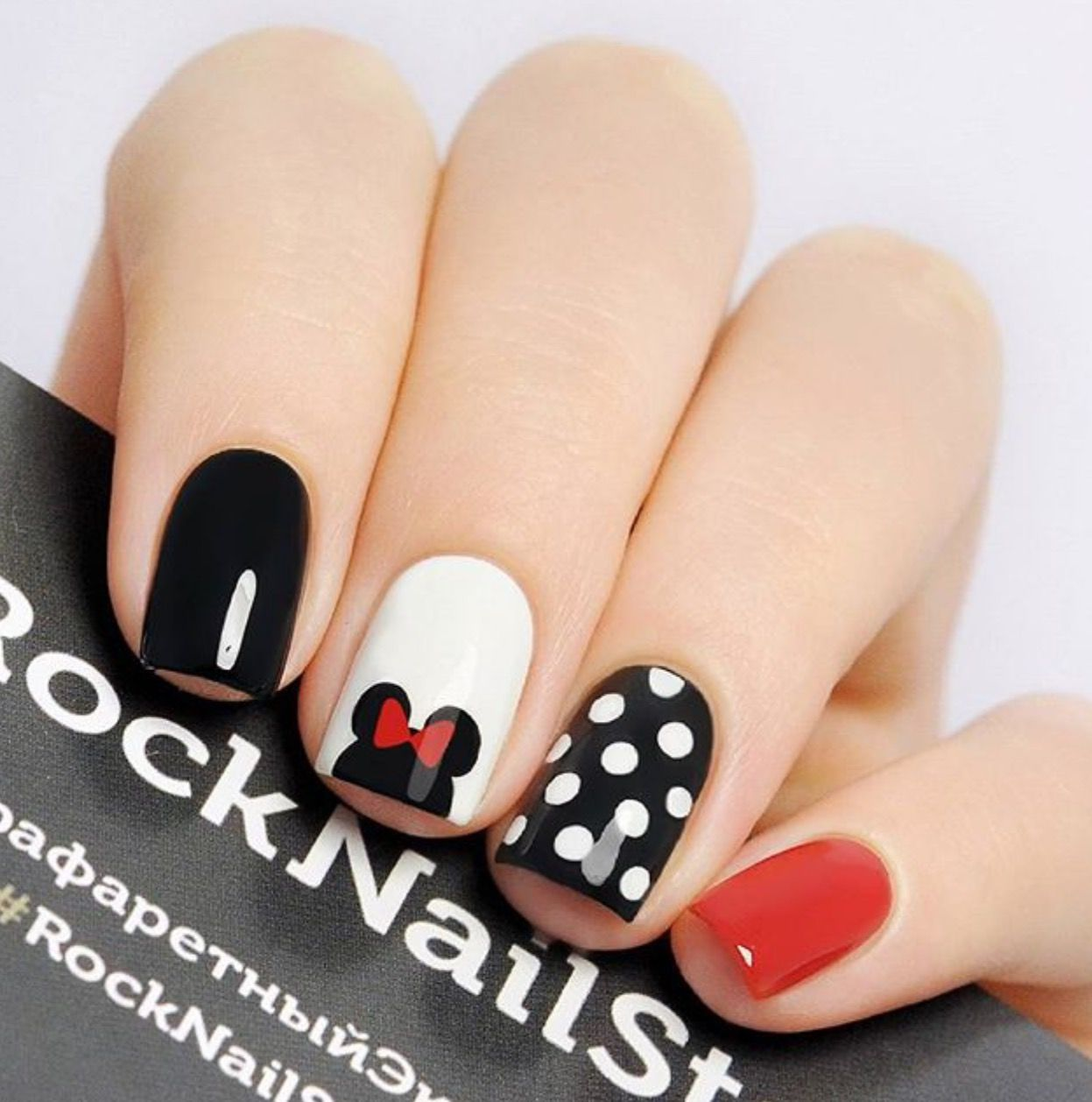 Pin de Manisha M. en Nailed It ! | Pinterest | Diseños de uñas ...
