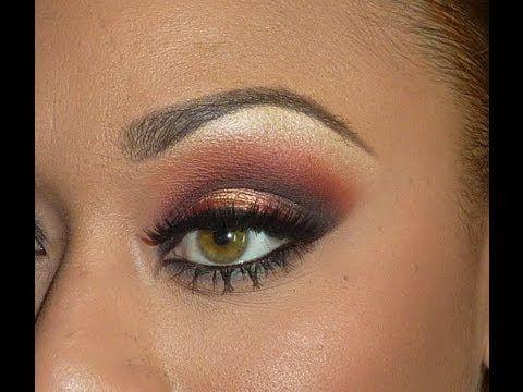 beautiful bold eye look from tatiana aka beatfacehoney