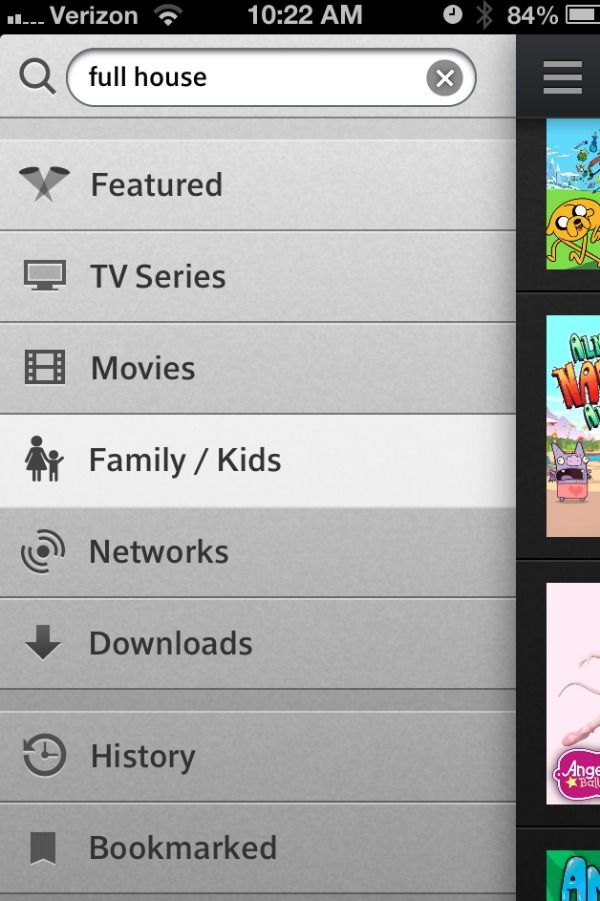 Comcast Xfinity TV Player App, Kids Shows Anywhere! (With