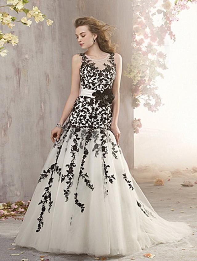 wedding dress | Schwarzes kleid zur hochzeit, Kleid ...