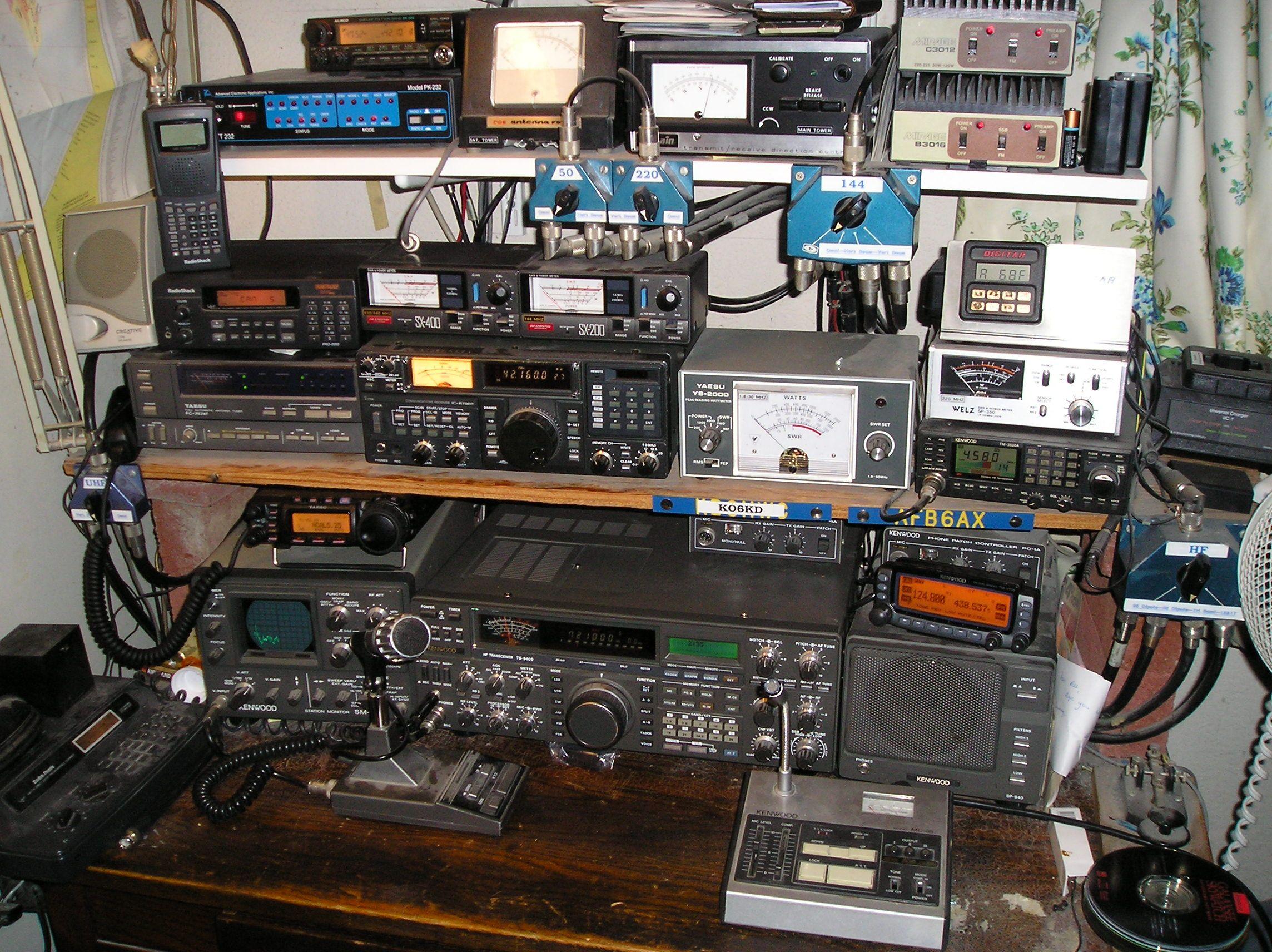 Consider, radio shack amateur radios