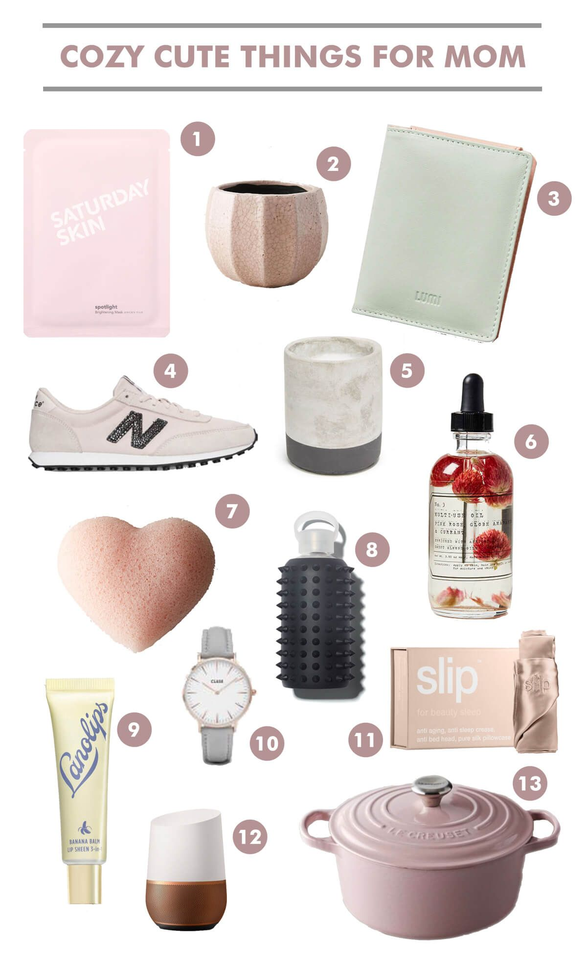 Motherus Day Gift Guide Mothers Gifts and Motherus day