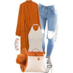 Orange for October