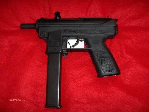 photos of a tech 9 gun | Pistols Intratech AB-10 Tech 9 ...