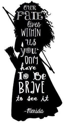 Es ist alles in uns, wenn wir !! Was wirst du erreichen, wenn du deine Angst loslässt und einfach nur mutig bist !!?! - einfachesmalen.tk | Einfaches Malen #disneyfashion