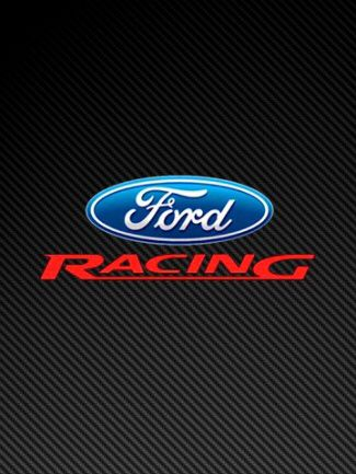 Ford Racing Wallpaper Ford Racing Ford Logo Built Ford Tough
