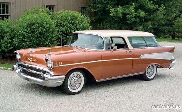 1957 Chevrolet Bel Air Nomad Jpm Entertainment