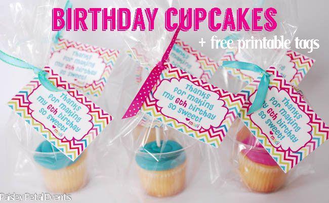 Easy Classroom Birthday Treats Tauni Everett Classroom Birthday Treats School Birthday Treats Birthday Treats
