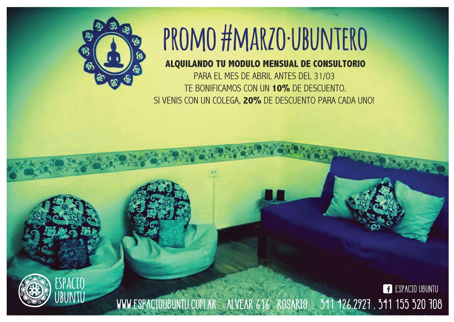 promo #marzo·ubuntero