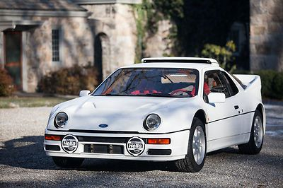 1986 Ford Rs200 German Cars For Sale Blog Ford Cars For Sale