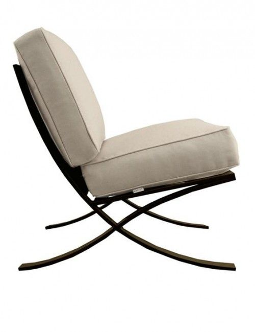 Best Outdoor Lounge Chair For Small Spaces Кресло 400 x 300