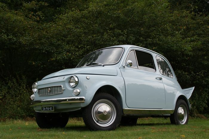 "Fiat - 500 Francis Lombardi ""my car"" - 1971"