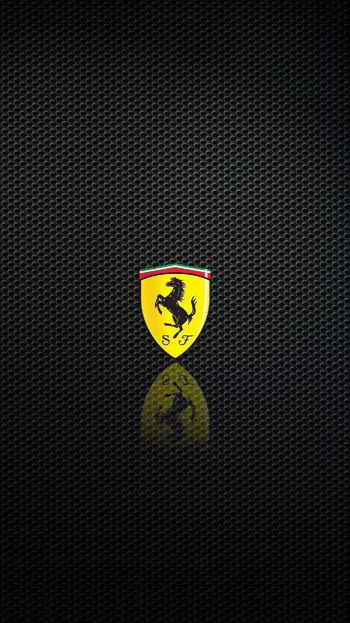 Download New ferrari logo Wallpaper by Stiggerphone - 26 - Free on ZEDGE™ now #newferrari