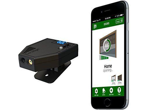 Get opensources smart garage door controller Garadget on