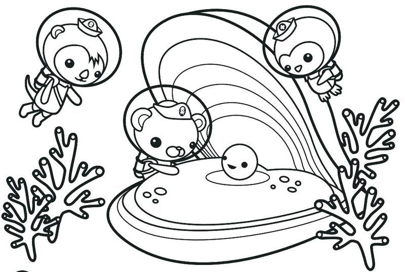 Octonauts Coloring Pages Ideas In 2020 Cartoon Coloring Pages Coloring Pages Coloring Pages For Kids