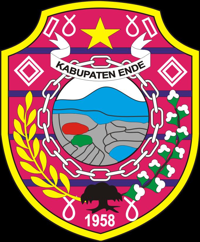 Logo Kabupaten Ende Ardi La Madi's Blog Tenunan