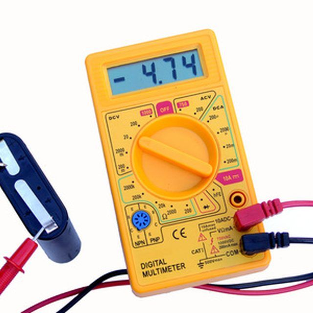 How To Test A Motor Capacitor Impremedia Net