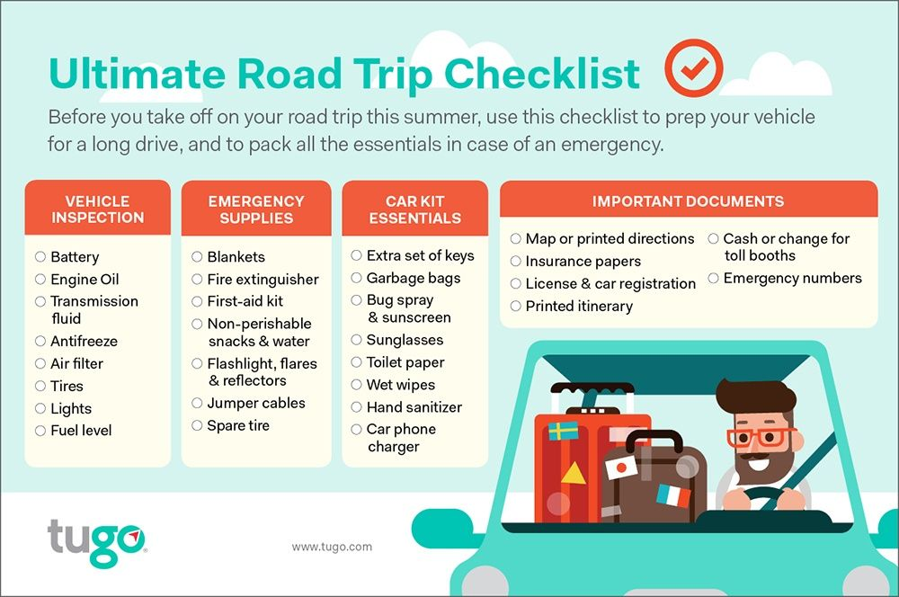 How To Stay Safe When Traveling Road Trip