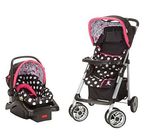 Amazon Disney Baby Minnie Mouse Coral Flowers Saunter Sport LC 22 Travel