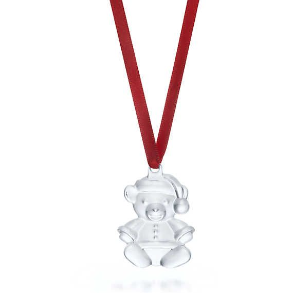Tiffany And Co Christmas Ornaments Part - 47: Explore Teddy Bears, Christmas Ornaments, And More! Tiffany U0026 Co.