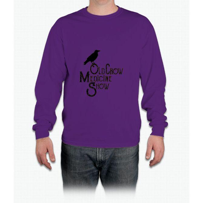 Old Crow Medicine Show Long Sleeve T-Shirt